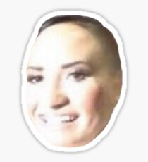 Poot Lovato Sticker