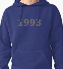 DOB - 1993 Pullover Hoodie