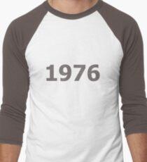 DOB - 1976 Men's Baseball ¾ T-Shirt