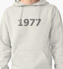DOB - 1977 Pullover Hoodie