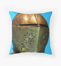 Gilt Armour,Charles 1. White Tower,Tower of London Throw Pillow