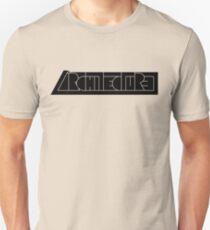 Architecture Unisex T-Shirt