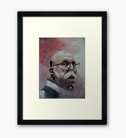 Giovanni Bonello Framed Print