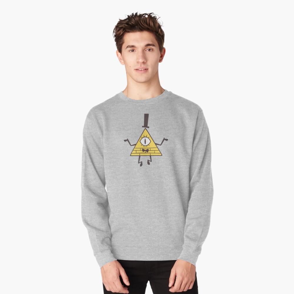 BILL CIPHER Pullover Sweatshirt