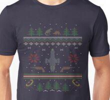 Ugly Firefly Christmas Sweater Unisex T-Shirt