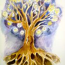 The Star Tree by Amanda Gazidis