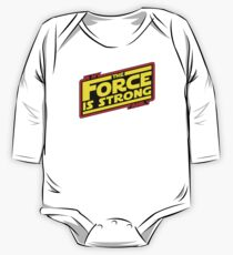 The force is strong... Retro Empire Edition One Piece - Long Sleeve