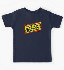 The force is strong... Retro Empire Edition Kids Clothes