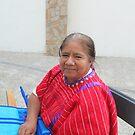 Isabel, the Weaver - La Tejedora by PtoVallartaMex