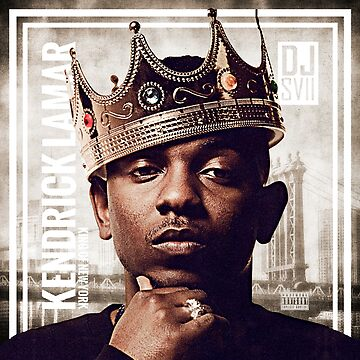 KING KENDRICK by urbanhierarchy