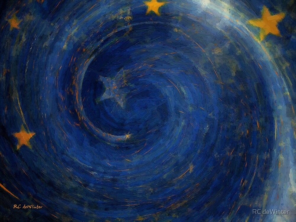 Birthed in Stars by RC deWinter