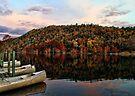 Fall At Beavers Bend by Carolyn  Fletcher