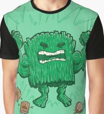 The Strongest Log of ALL Graphic T-Shirt