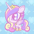 Weeny My Little Pony- Princess Cadence by LillyKitten