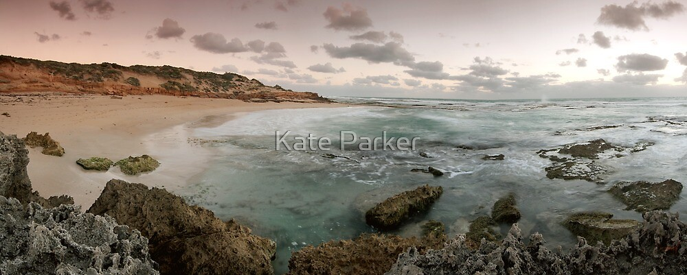 Breaking Wave by Kate Parker