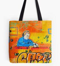 Caspa Tote Bag