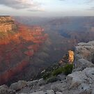 Grand Canyon Morning 2 by Stephen Vecchiotti