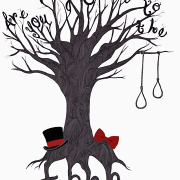 The Hanging Tree by nellmeowmeow