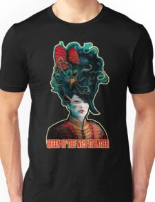 Queen of the Wild Frontier T-Shirt T-Shirt
