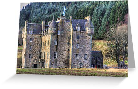 Castle Menzies by Tom Gomez