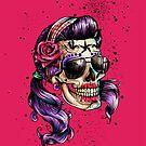 Divine Skull by leoarts