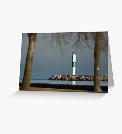 One isn't a tree! Greeting Card