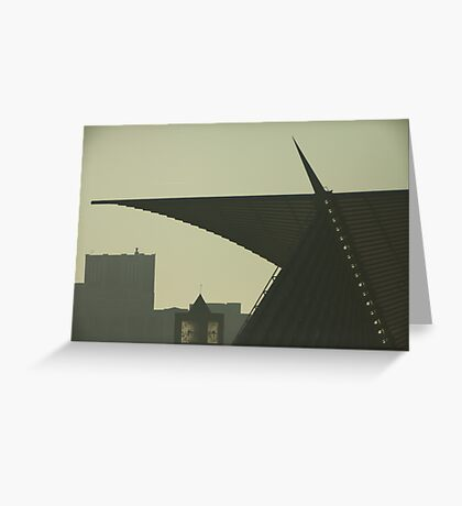 Time is with Art! Greeting Card