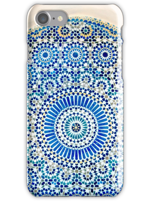 morocco mosaic by offpeaktraveler