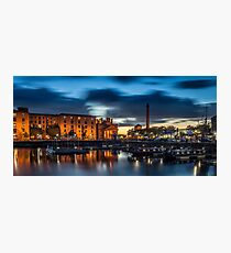 Salthouse Dock - Liverpool Photographic Print