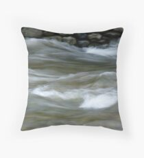 Water By Lawrence Throw Pillow