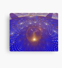 SD - Psychedelic Lights Canvas Print
