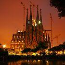 Sagrada Familia, Barcelona - Spain by fineartphoto1