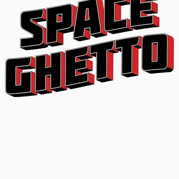 Greetings from Spaceghetto by spaceghetto