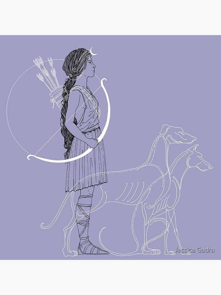 Artemis by jessicagadra