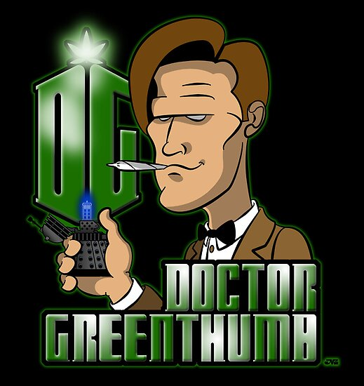Doctor Greenthumb by jayveezed
