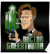 Doctor Greenthumb Poster