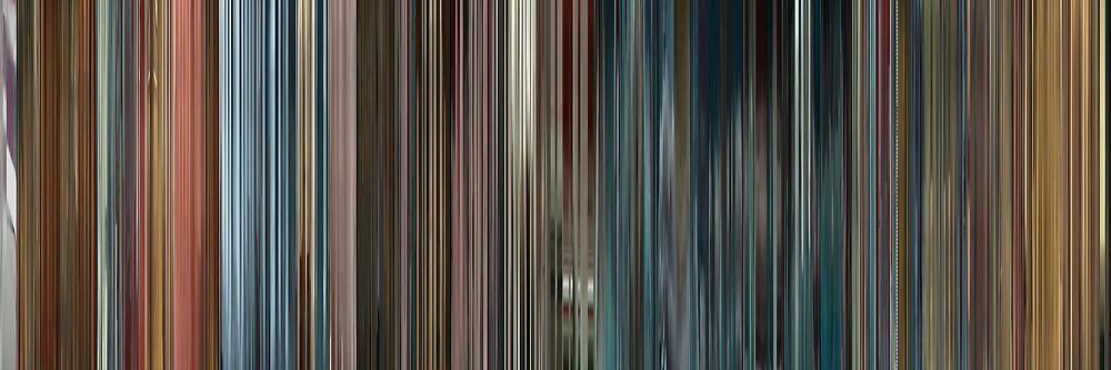 Moviebarcode: Hard Candy (2005) by moviebarcode