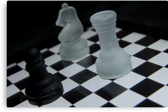 Chess Challenge by Peter Whitworth