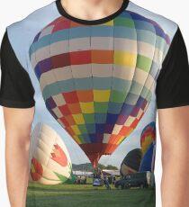 First Flight at First Light Graphic T-Shirt