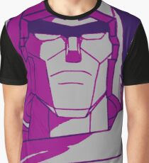Megatron - Conquer Graphic T-Shirt