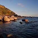 Nansidwell Bay.  by AndyReeve