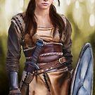 huntress by Kagara