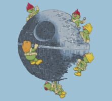'Dooze The Force' (Fraggle Rock  / Star Wars) T-Shirt