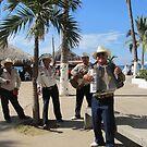 Group of Musicians - Grupo de Musicos by PtoVallartaMex