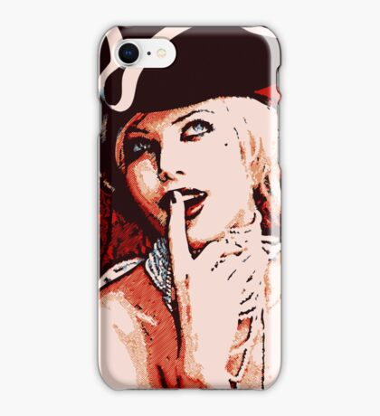 Charlize Theron iPhone Case/Skin