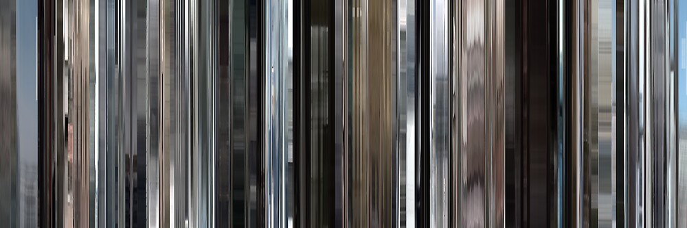Moviebarcode: Curling (2010) by moviebarcode