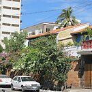 Casa Fantasía in Pino Suarez Street  by PtoVallartaMex