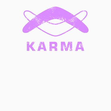 Karma - the boomerang by worldcollider