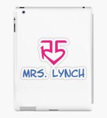 Mrs.Lynch- R5 iPad Case/Skin