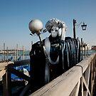 Carnavale di Venezia Masks VIII by Louise Fahy